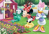 Gardening with Daisy
