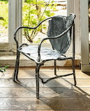 "Home tumblr tangledwing ""SMALL PAPILLON ARMCHAIR"" ""Claude Lalann"