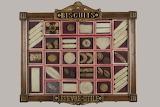 Lefèvre-Utile, Tableau à biscuits LU, vers 1910
