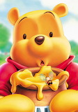 Winnie the pooh & a Bee too!