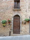 Italy doorway
