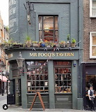 Shop tavern London England