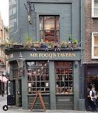 Shop tavern London England