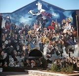Robert Lenkiewicz Mural, Plymouth 1972