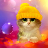 Cat In A Yellow Hat...