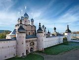 The Kremlin Of Rostov The Great
