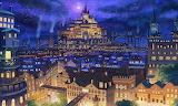 Nightime City