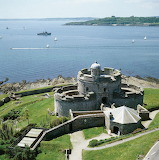 Castles - St Mawes - Fal River Cornwall