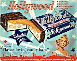 1950's Hollywood Candy Bar