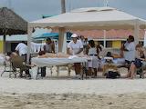 Beach Massage Progreso, Mexico