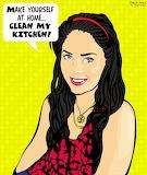 Pop art roy lichtenstein style by sheilayala