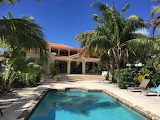 Antigua Luxury villa and pool