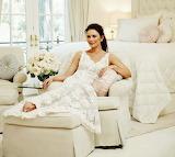 Catherine Zeta-Jones in white
