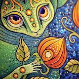 alien cat, Maryana Kopylova