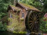 Watermill - Photo by Neale Bacon from Pixabay