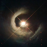 Young star offers a glimpse of the Sun s past