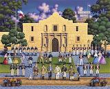 the Alamo, Dowdle