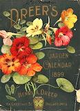 Vintage Seed Packet Label