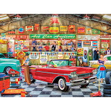 Wheels The Auctioneer by Jason Taylor