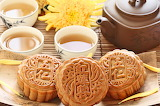 Sweets and Tea from China