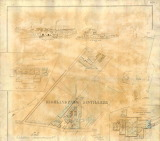 Plan of Highland Park Distillery by Peter Grant, 1891
