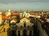 Prague, Lumière d'hiver, CZ