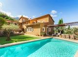 countryside villa and pool mallorca