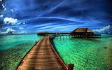 Blue-Green-beautiful-nature-