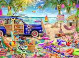 Beach Vacation - Aimee Stewart