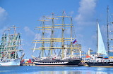 Tall Ships in The Black Sea