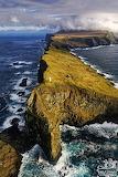 Mykines Island. Faroe Islands