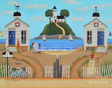 ^ Coastal Cottages ~ Mary Charles