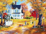 Painting - Autumn Leaves