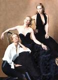 Kate Winslet, Uma Thurman et Cate Blanchet