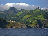 Flores Island. Azores