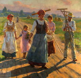 The Road Home - Gregory Frank Harris