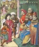 Emperor at Court (ca 1465)