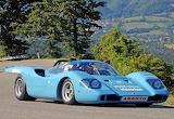 1968 Fiat Abarth 2000 Sport Spider