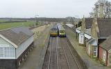Brocklesby Junction DMU's