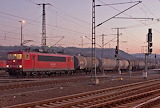 Freight Train in Germany