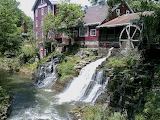 Yellow Springs Ohio Clifton Mill