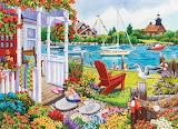 American Garden by Nancy Wernersbach