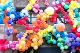 Balloon art @ Victoria Pickering