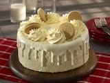 Vanilla Oreo Cake