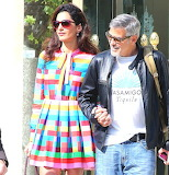 Amal & George Clooney in Cannes