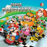 SQ SNES SuperMarioKart