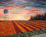 Rural sunrise, Joe Vandello