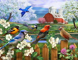 Spring Farm~ HenryPeterson