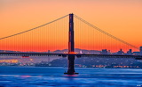 San Fransisco at Dawn
