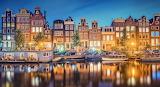Amsterdam reflections by matthias haker-d6tz532